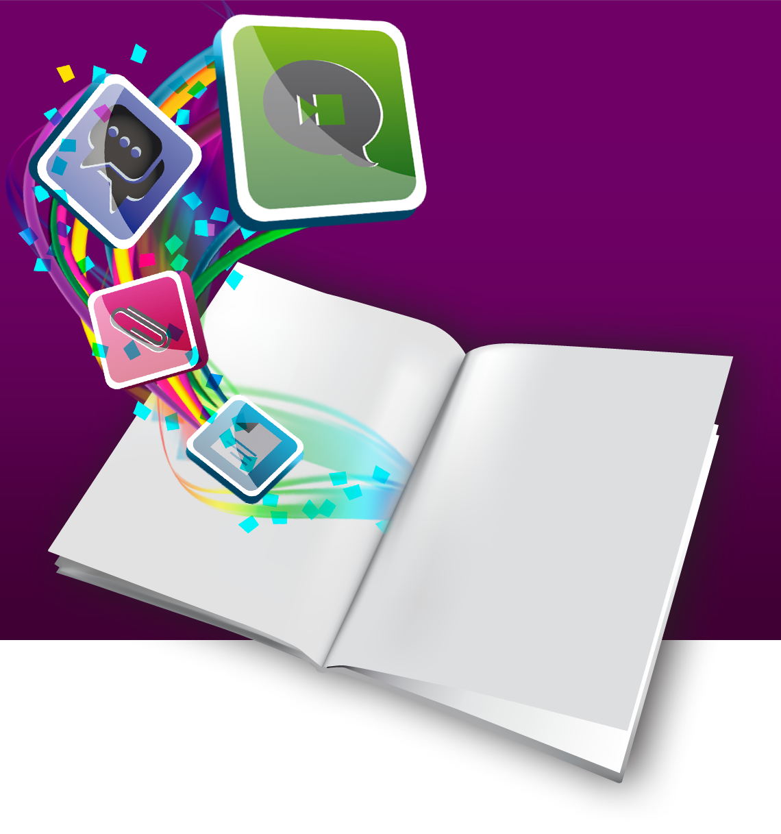 magic book, libros digitales para eventos,libros proyectados en paredes para eventos